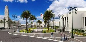 Calles del Centro Histórico del Puerto de Veracruz cerrara todo agosto