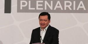 Pide Osorio Chong a diputados federales electos del PRI sacar adelante Mando Único Policial