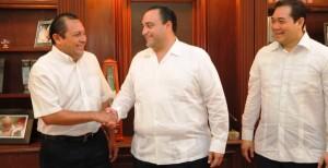 Nombra el gobernador Roberto Borge a Román Quian, Secretario de Desarrollo Social e Indígena