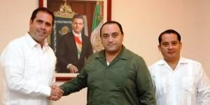 El gobernador Roberto Borge nombra a Juan Pablo Guillermo en la SEFIPLAN