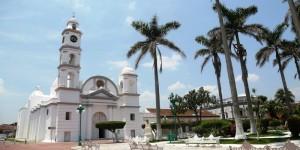Rehabilitarán Parroquia de San Cristóbal, en Tlacotalpan