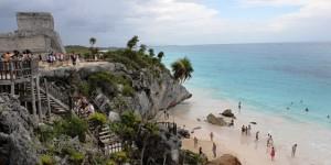 Más de 300 mil visitantes en zonas arqueológicas de Quintana Roo