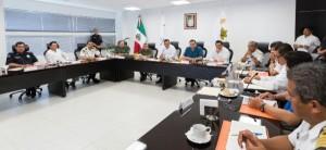 Saldo blanco, en actividades patrias en Yucatán