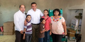 Productores agropecuarios de Yucatán reciben apoyos estatales