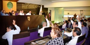 Aprueba congreso de Campeche toma de protesta en convenciones