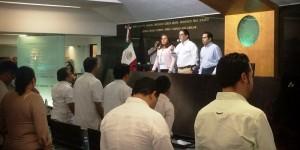 Aprueba Congreso crear nuevas secretarias en Campeche