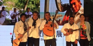 Artistas veracruzanos realizan gira en China