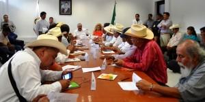 Entregará SEDARPA apoyos del Programa Emergente a cafeticultores de Veracruz