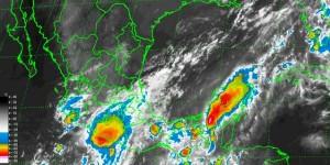 Pronostican lluvias intensas en Chiapas