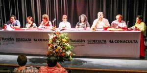 Congreso literario, fructífero ejercicio de reflexión sobre las letras en la Península de Yucatán