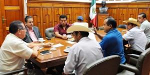 Atiende SEGOB a habitantes del sur de Veracruz