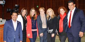 En la Comisión de Energía trabajare por México y Tabasco: Georgina Trujillo