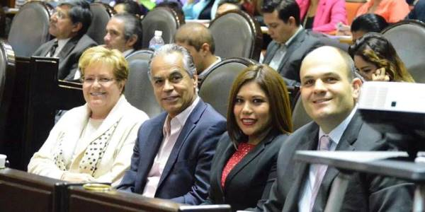 Diputada federal Liliana Madrigal