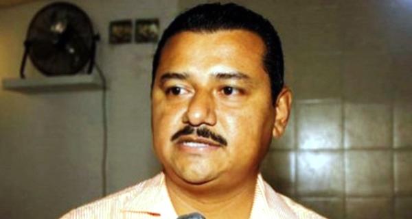 Dirigente del PRD Centro Roger Jiménez Martínez,