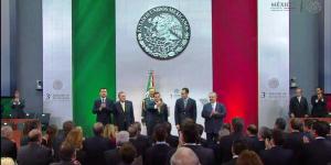 Anuncia el Presidente Enrique Peña Nieto diez medidas para enfrentar los desafíos del país