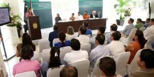 Expertos de los Países Bajos imparten en la UJAT taller sobre modernización agrícola