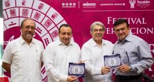 FICMAYA 2015 vestirá de letras el zócalo de Mérida