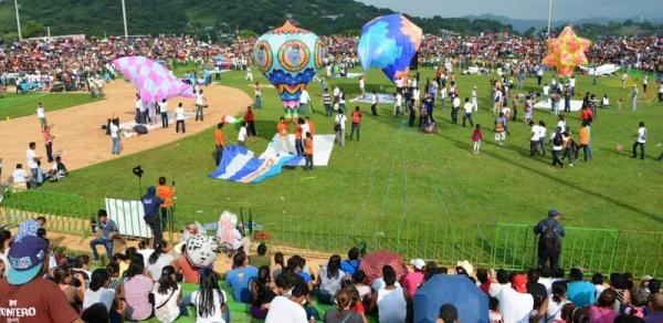 Festival del globo san andres