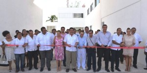 Inauguran Casa de la Cultura de Isla Mujeres