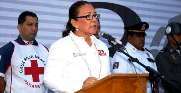 Proteccion Civil Veracruz simlacro