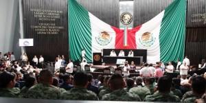 Quintana Roo fuerte en políticas públicas que fortalecen la gobernabilidad democrática: Roberto Borge