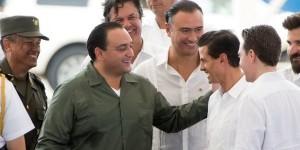 Asiste el gobernador Roberto Borge a la presentación de Ley Federal de Zonas Económicas Especiales