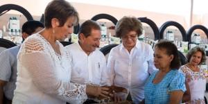 Incentiva gobierno de Yucatán vocación productiva de municipios en situación vulnerable
