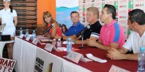 Campeche sede de la 7ª etapa del Torneo México Golf Tur