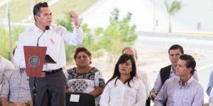 Con el respaldo del presidente Enrique Peña Nieto transformaremos Campeche: Alejandro Moreno