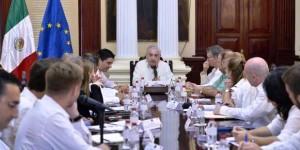 ANJ Consejeros comerciales de la union europea en Mexico