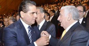 Asiste Núñez a toma de protesta de Silvano Aureoles como gobernador de Michoacán