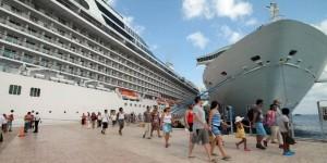 Llegaran 10 Cruceros a Cozumel del 12 al 15 de octubre: APIQROO