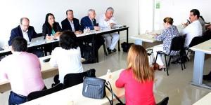 Evalúa CIEES indicadores académicos de la UJAT