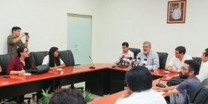 Yucatán buscará afianzar intercambio con Estados Unidos y Canadá
