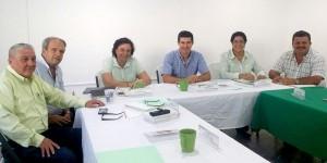 Preparan diputado electos del PVEM agenda legislativa en Tabasco