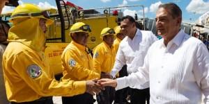 Analizan estrategias de protección civil Yucatan