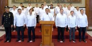 Anuncia el Gobernador planes estratégicos para impulsar desarrollo de Yucatán