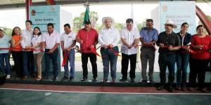 Fortalece Roberto Borge la infraestructura deportiva en Othón P Blanco