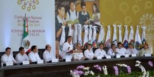No habrá resistencia que impida reforma educativa: Enrique Peña Nieto
