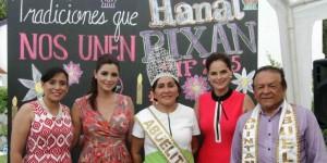 Conmemora Mariana Zorrilla de Borge el Día de Muertos con Adultos Mayores de Cozumel