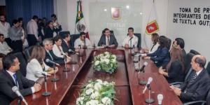Gobierno plural y cercano a la gente para Tuxtla: Fernando Castellanos