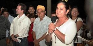 Confía Casilda Ruiz que Gaudiano sea ratificado como alcalde de Centro