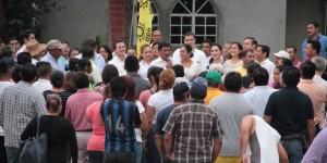 Con la participación de los ciudadanos se fortalece la democracia: Gaudiano