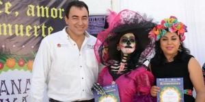 Dulce, Amor, Muerte y Altares en la SEyC Quintana Roo
