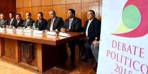 Inaugura SEGOB el Concurso Nacional Juvenil de Debate Político 2015
