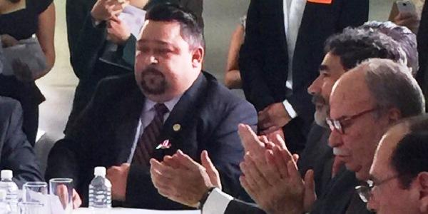 Diputado federal Elio Bocanegra