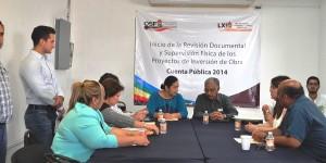 Diputados de la Segunda Inspectora de Hacienda se reúnen con el Fiscal Superior de Tabasco