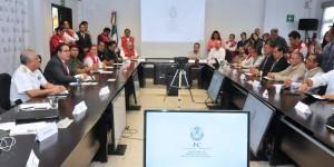 Veracruz, preparado para enfrentar y atender fenómenos meteorológicos: Javier Duarte