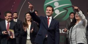 México, una nación de emprendedores: Enrique Peña Nieto