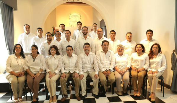 El cabildo de Campeche